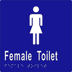 2. Female Signs